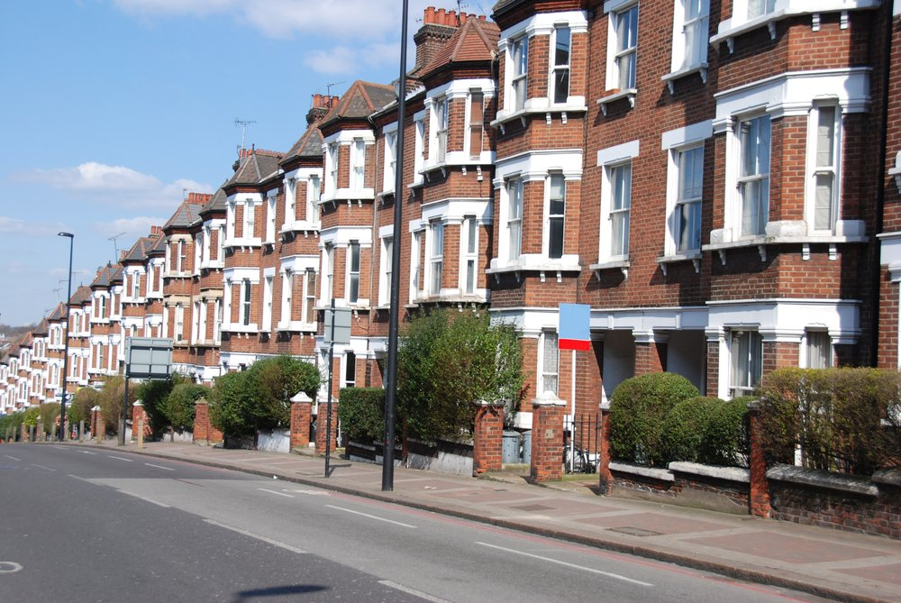 London property price growth